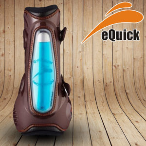 eQuick eShock Fluid Gel Jumping Tendon Boots