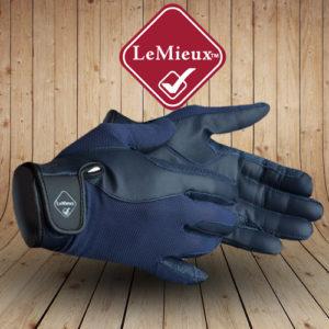 LeMieux Pro Touch Performance Riding Gloves