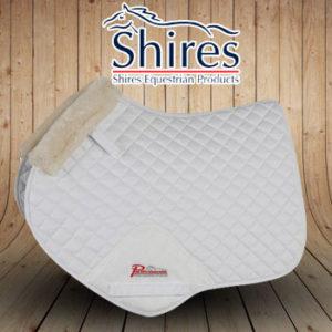 Shires Performance Supafleece Jump Saddlecloth