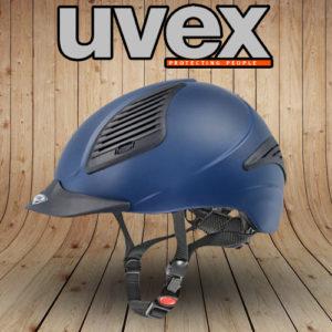 Uvex Exxential Riding Helmet