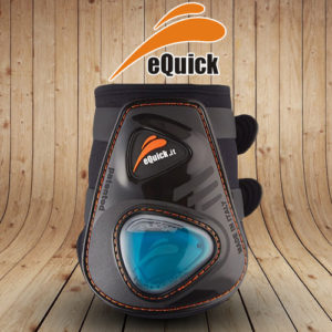 eQuick eShock Jumping Fluid Gel Fetlock  Boots